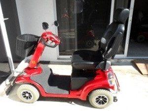 Scooter Ortiz 4 Wheels